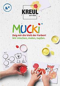 MUCKI Set - Wir mischen, malen, tupfen. - Produktdetailbild 1