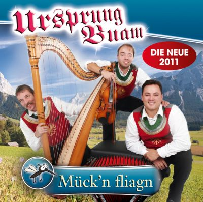 Mück' n Fliagn, Ursprung Buam