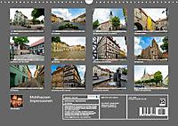Mühlhausen Impressionen (Wandkalender 2019 DIN A3 quer) - Produktdetailbild 13