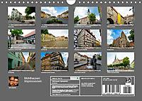 Mühlhausen Impressionen (Wandkalender 2019 DIN A4 quer) - Produktdetailbild 13