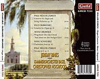 Müller Zürich Orgelkonzert - Produktdetailbild 1
