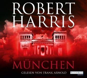 München, 6 Audio-CDs, Robert Harris