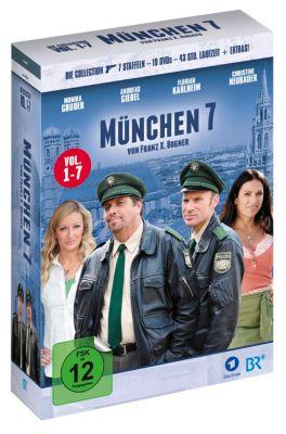 München 7 - Vol.1-7 Collection, Diverse Interpreten