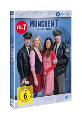 München 7 - Vol. 7, Diverse Interpreten