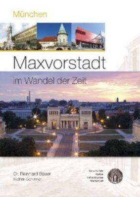 München - Maxvorstadt im Wandel der Zeit -  pdf epub