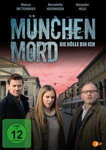 München Mord: Die Hölle bin ich, Alexander Adolph, Eva Wehrum