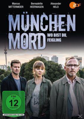 München Mord: Wo bist Du, Feigling, Bernadette Heerwagen