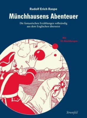 Münchhausens Abenteuer, Rudolf E. Raspe
