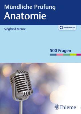 Mündliche Prüfung Anatomie, Siegfried Mense
