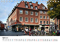 Münster - die liebenswerte Fahrradstadt (Tischkalender 2019 DIN A5 quer) - Produktdetailbild 4