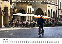 Münster - die liebenswerte Fahrradstadt (Tischkalender 2019 DIN A5 quer) - Produktdetailbild 6
