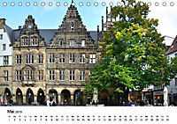 Münster - die liebenswerte Fahrradstadt (Tischkalender 2019 DIN A5 quer) - Produktdetailbild 5