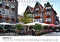 Münster - die liebenswerte Fahrradstadt (Tischkalender 2019 DIN A5 quer) - Produktdetailbild 9