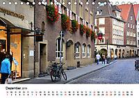 Münster - die liebenswerte Fahrradstadt (Tischkalender 2019 DIN A5 quer) - Produktdetailbild 12