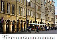 Münster - die liebenswerte Fahrradstadt (Wandkalender 2019 DIN A4 quer) - Produktdetailbild 8