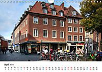 Münster - die liebenswerte Fahrradstadt (Wandkalender 2019 DIN A4 quer) - Produktdetailbild 4