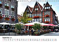 Münster - die liebenswerte Fahrradstadt (Wandkalender 2019 DIN A4 quer) - Produktdetailbild 9