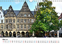 Münster - die liebenswerte Fahrradstadt (Wandkalender 2019 DIN A4 quer) - Produktdetailbild 5