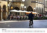Münster - die liebenswerte Fahrradstadt (Wandkalender 2019 DIN A4 quer) - Produktdetailbild 6