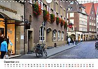 Münster - die liebenswerte Fahrradstadt (Wandkalender 2019 DIN A4 quer) - Produktdetailbild 12