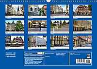Münster - die liebenswerte Fahrradstadt (Wandkalender 2019 DIN A3 quer) - Produktdetailbild 13