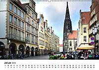 Münster - die liebenswerte Fahrradstadt (Wandkalender 2019 DIN A2 quer) - Produktdetailbild 1