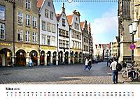 Münster - die liebenswerte Fahrradstadt (Wandkalender 2019 DIN A2 quer) - Produktdetailbild 3