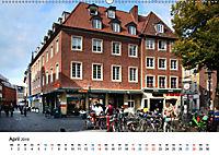 Münster - die liebenswerte Fahrradstadt (Wandkalender 2019 DIN A2 quer) - Produktdetailbild 4