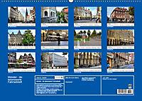 Münster - die liebenswerte Fahrradstadt (Wandkalender 2019 DIN A2 quer) - Produktdetailbild 13