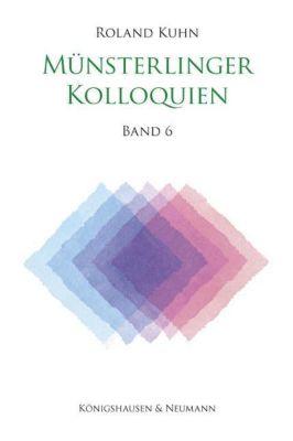 Münsterlinger Kolloquien - Roland Kuhn |