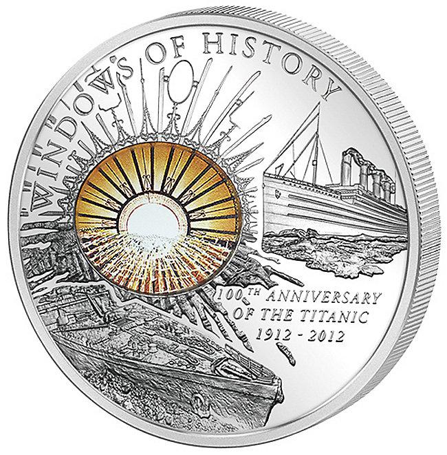 Münze 100 Jahre Titanic Als Sammler Edition Bei Weltbildde