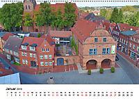 Münzstadt Gadebusch - Luftaufnahmen von Markus Rein (Wandkalender 2019 DIN A2 quer) - Produktdetailbild 1