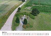 Münzstadt Gadebusch - Luftaufnahmen von Markus Rein (Wandkalender 2019 DIN A2 quer) - Produktdetailbild 4