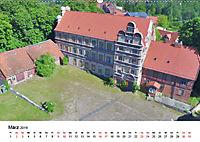 Münzstadt Gadebusch - Luftaufnahmen von Markus Rein (Wandkalender 2019 DIN A2 quer) - Produktdetailbild 3