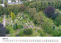 Münzstadt Gadebusch - Luftaufnahmen von Markus Rein (Wandkalender 2019 DIN A2 quer) - Produktdetailbild 6