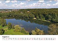 Münzstadt Gadebusch - Luftaufnahmen von Markus Rein (Wandkalender 2019 DIN A2 quer) - Produktdetailbild 8