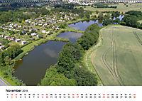 Münzstadt Gadebusch - Luftaufnahmen von Markus Rein (Wandkalender 2019 DIN A2 quer) - Produktdetailbild 11