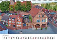 Münzstadt Gadebusch - Luftaufnahmen von Markus Rein (Wandkalender 2019 DIN A3 quer) - Produktdetailbild 1