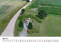 Münzstadt Gadebusch - Luftaufnahmen von Markus Rein (Wandkalender 2019 DIN A3 quer) - Produktdetailbild 4