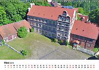 Münzstadt Gadebusch - Luftaufnahmen von Markus Rein (Wandkalender 2019 DIN A3 quer) - Produktdetailbild 3