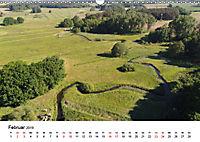 Münzstadt Gadebusch - Luftaufnahmen von Markus Rein (Wandkalender 2019 DIN A3 quer) - Produktdetailbild 2
