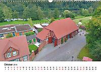 Münzstadt Gadebusch - Luftaufnahmen von Markus Rein (Wandkalender 2019 DIN A3 quer) - Produktdetailbild 10