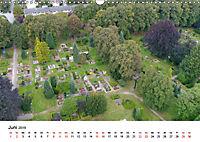 Münzstadt Gadebusch - Luftaufnahmen von Markus Rein (Wandkalender 2019 DIN A3 quer) - Produktdetailbild 6
