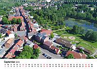 Münzstadt Gadebusch - Luftaufnahmen von Markus Rein (Wandkalender 2019 DIN A3 quer) - Produktdetailbild 9