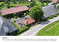 Münzstadt Gadebusch - Luftaufnahmen von Markus Rein (Wandkalender 2019 DIN A3 quer) - Produktdetailbild 7