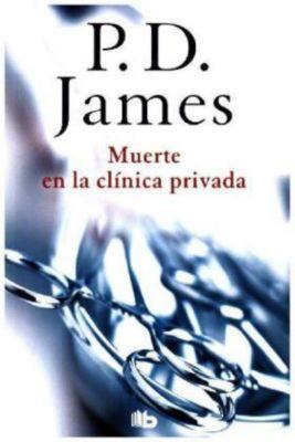 Muerte en la clínica privada, P. D. James