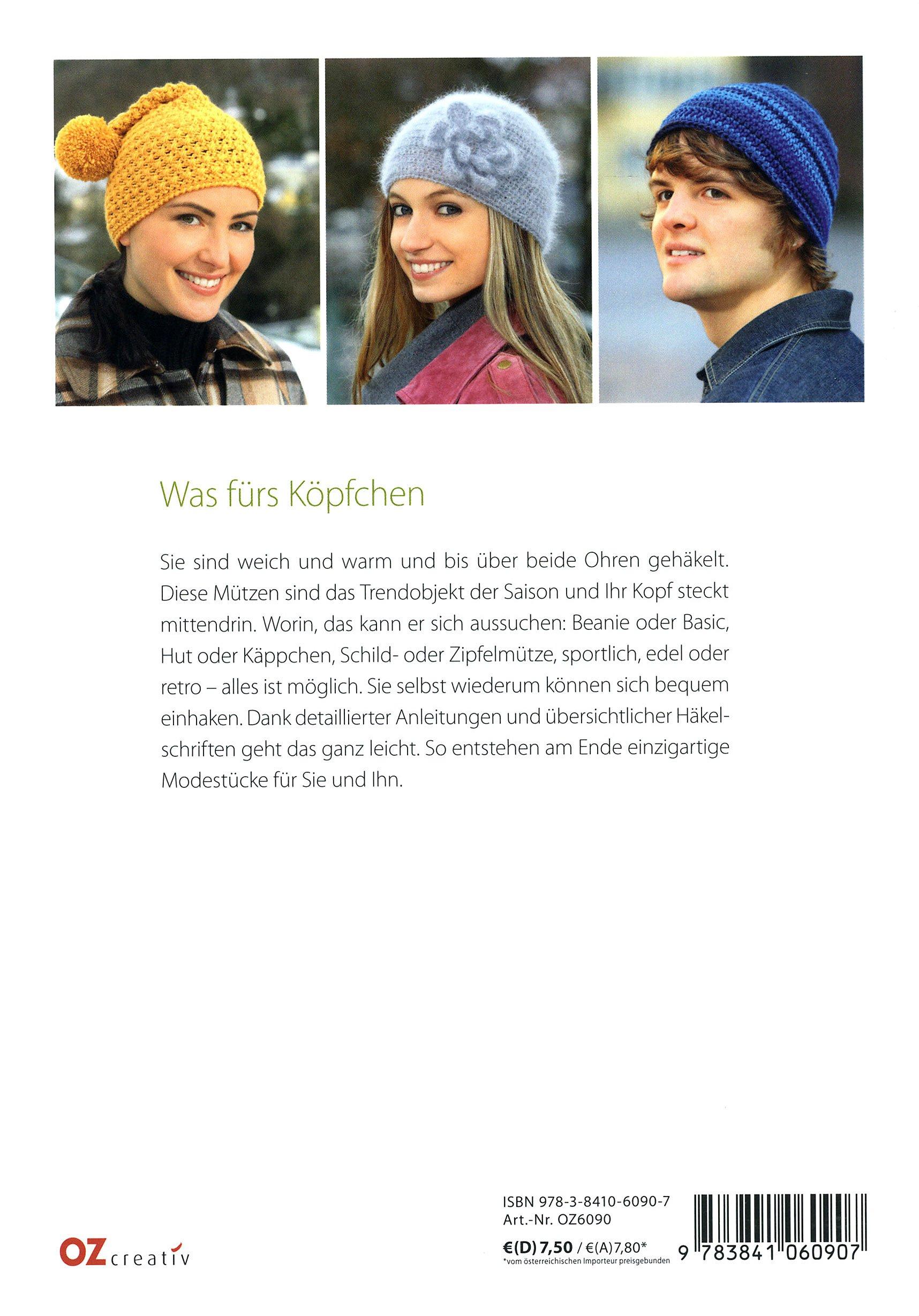 Mützen Häkeln Buch Von Veronika Hug Bei Weltbildch Bestellen