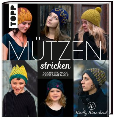 Mützen stricken by Woolly Wormhead - Woolly Wormhead pdf epub
