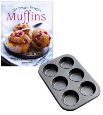 muffins die besten rezepte buch portofrei bei. Black Bedroom Furniture Sets. Home Design Ideas