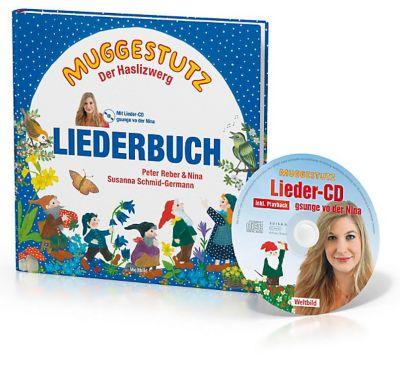 Muggestutz   Das Liederbuch, Susanna Schmid-Germann, Peter Reber